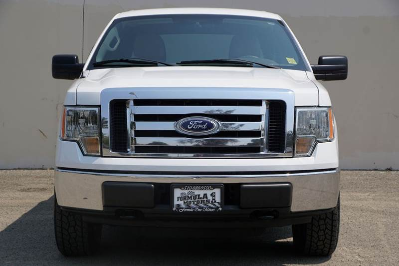2010 FORD F-150 XLT 4X4 4DR SUPERCREW STYLESIDE unspecified 2-stage unlocking doors 4wd selector