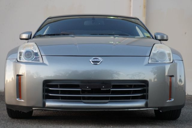 2006 NISSAN 350Z ENTHUSIAST 2DR HATCHBACK 35L V silver alloy metallic abs - 4-wheel antenna typ