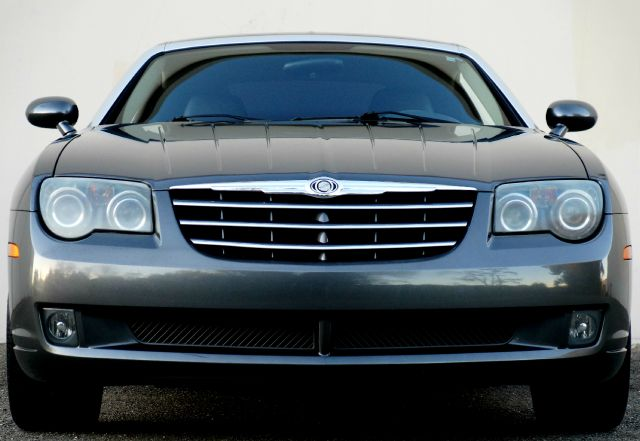 2005 CHRYSLER CROSSFIRE LIMITED 2DR COUPE graphite metallic clearcoat despite chryslers first att