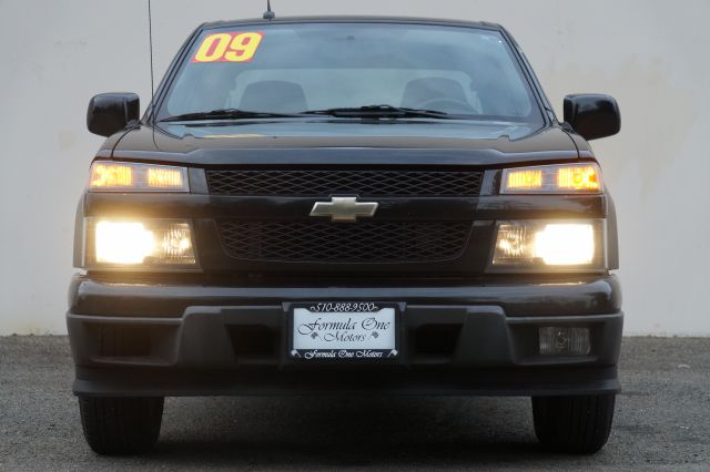 2009 CHEVROLET COLORADO LT 4X2 4DR EXTENDED CAB W1LT black granite metallic abs - 4-wheel altern