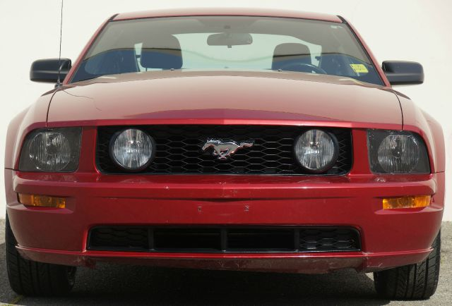 2006 FORD MUSTANG GT PREMIUM 2DR COUPE redfire clearcoat metallic abs - 4-wheel airbag deactivat