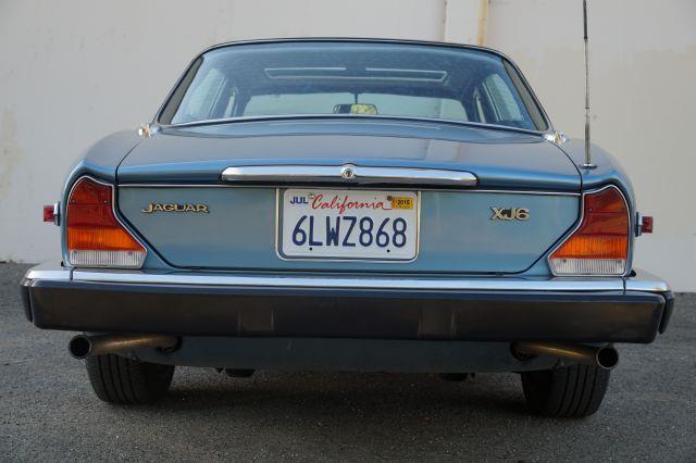 1984 JAGUAR XJ-SERIES XJ6 4DR SEDAN