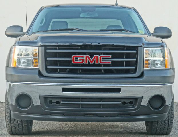 2009 GMC SIERRA 1500 WORK TRUCK 4X2 4DR EXTENDED CAB onyx black abs - 4-wheel airbag deactivation