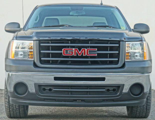 2009 GMC SIERRA 1500 WORK TRUCK 4X2 4DR EXTENDED CAB onyx black abs - 4-wheel airbag deactivation
