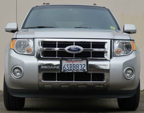 2011 FORD ESCAPE LIMITED 4DR SUV ingot silver metallic 2-stage unlocking - remote abs - 4-wheel