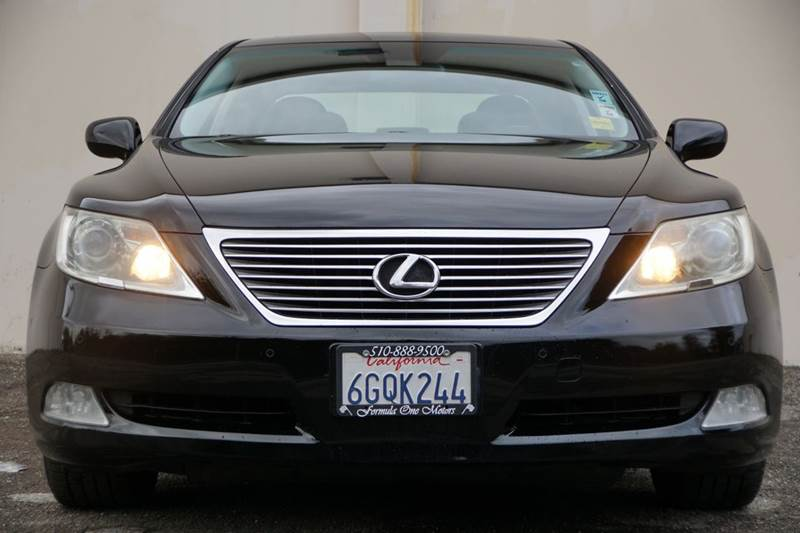 2009 LEXUS LS 460 BASE 4DR SEDAN black sapphire pearl this lexus ls460 is an amazing car that has