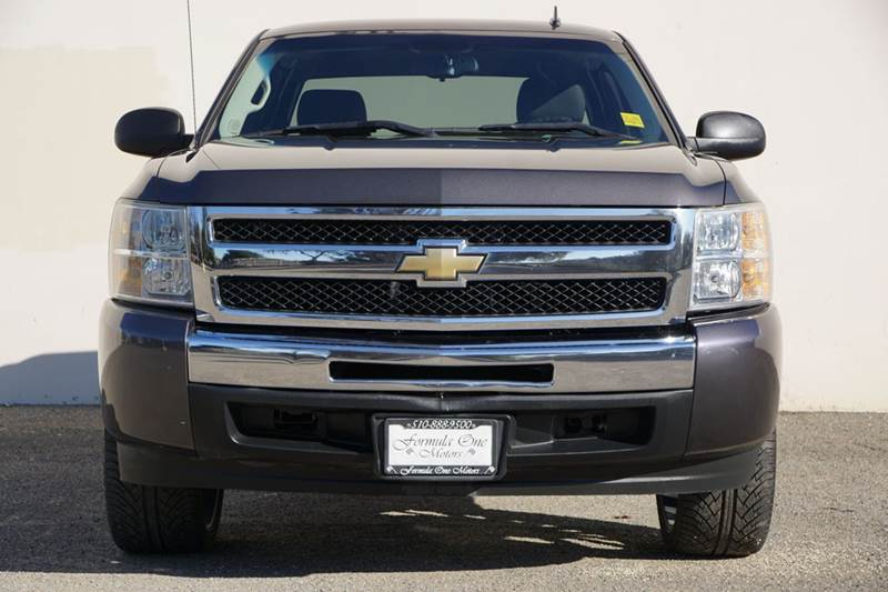 2010 CHEVROLET SILVERADO 1500 LT 4X2 4DR EXTENDED CAB 65 FT taupe gray metallic abs - 4-wheel