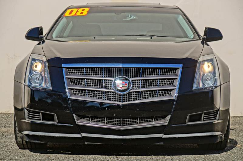 2008 CADILLAC CTS 36L V6 AWD 4DR SEDAN unspecified 2-stage unlocking - remote abs - 4-wheel ai