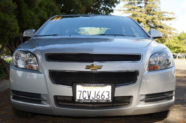 2011 CHEVROLET MALIBU LT silver ice metallic silver ice metallic lt with ebony interior has a very