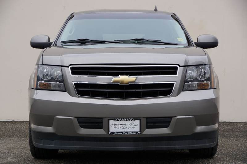 2008 CHEVROLET TAHOE HYBRID 4X4 4DR SUV doeskin tan 4wd selector - electronic hi-lo 4wd type - p