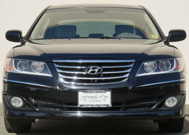 2011 HYUNDAI AZERA GLS 4DR SEDAN phantom black metallic 2-stage unlocking - remote abs - 4-wheel