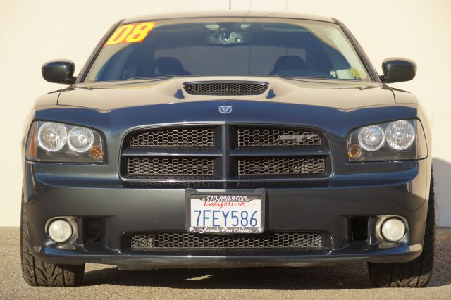 2008 DODGE CHARGER SRT-8 4DR SEDAN steel blue metallic clearcoat 2-stage unlocking - remote abs