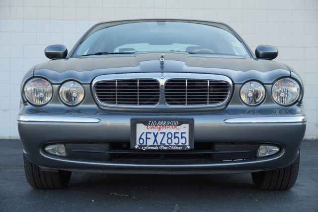 2005 JAGUAR XJ-SERIES XJ8 L 4DR SEDAN slate slate gray xj8l 4 door sedan with dove leather interio