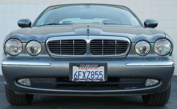 2005 JAGUAR XJ-SERIES XJ8 L 4DR SEDAN slate for sale is a 2005 jaguar xj8 with only 55244 super