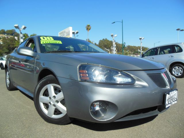 2008 PONTIAC GRAND PRIX SEDAN shadow gray metallic 2008 grand prix 38l v6 automatic shadow g