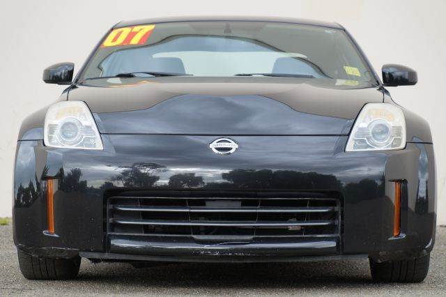 2007 NISSAN 350Z ENTHUSIAST 2DR HATCHBACK 35L V magnetic black pearl 2-stage unlocking - remote