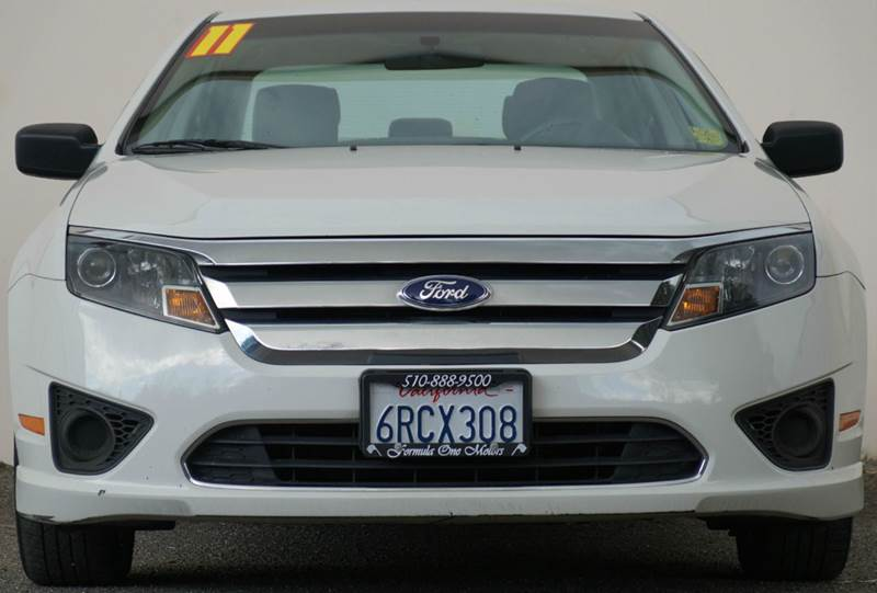2012 FORD FUSION SE 4DR SEDAN unspecified 2-stage unlocking abs - 4-wheel air filtration airba