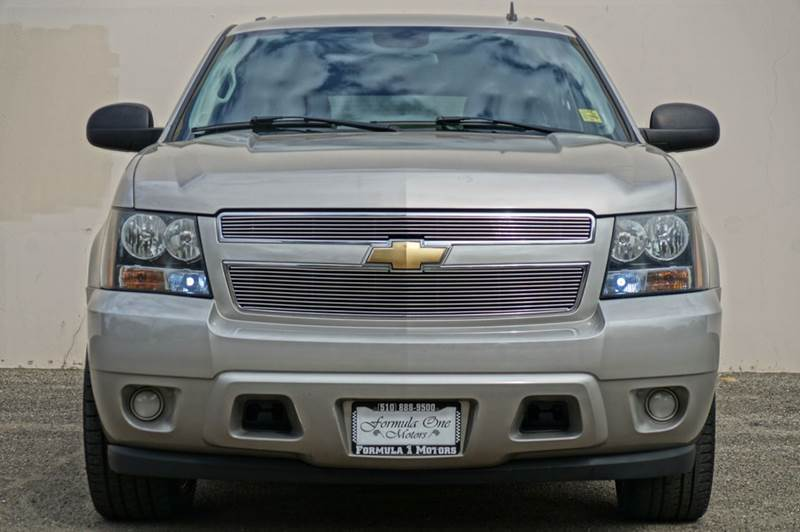 2007 CHEVROLET SUBURBAN LS 1500 4DR SUV gold mist metallic 2-stage unlocking doors abs - 4-wheel