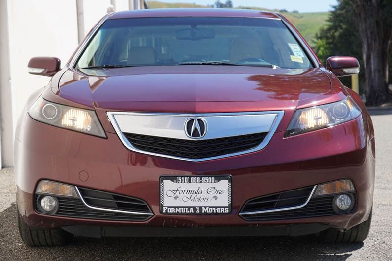 2012 ACURA TL WTECH 4DR SEDAN WTECHNOLOGY PA basque red pearl ii 75613 miles VIN 19UUA8F58CA