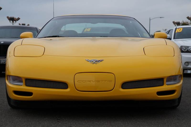 2003 CHEVROLET CORVETTE Z06 2DR COUPE abs - 4-wheel anti-theft system - alarm center console cl