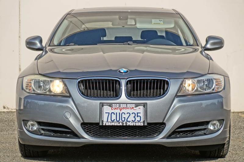 2009 BMW 3 SERIES 328I 4DR SEDAN SA SULEV sparkling graphite metallic 2-stage unlocking - remote