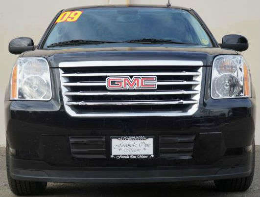 2009 GMC YUKON HYBRID 4X2 4DR SUV onyx black 2-stage unlocking - remote abs - 4-wheel adjustable