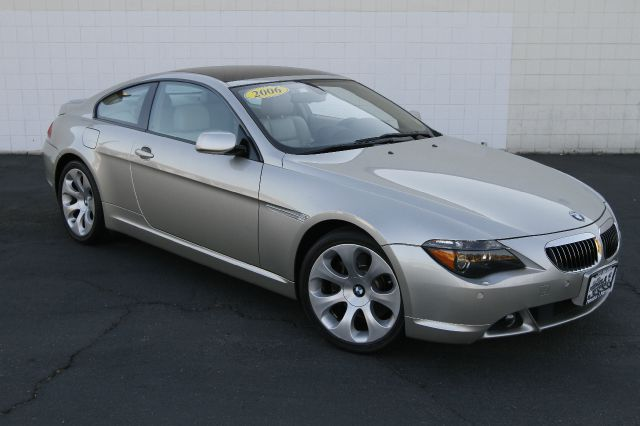 2006 BMW 6 SERIES 650I COUPE mineral silver metallic 2006 bmw 650i coupe navigation heads up dis