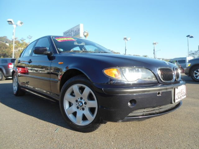 2004 BMW 3 SERIES 325I SEDAN dark blue 2004 bmw 325i 4 door automatic only 96k miles 96110 mi