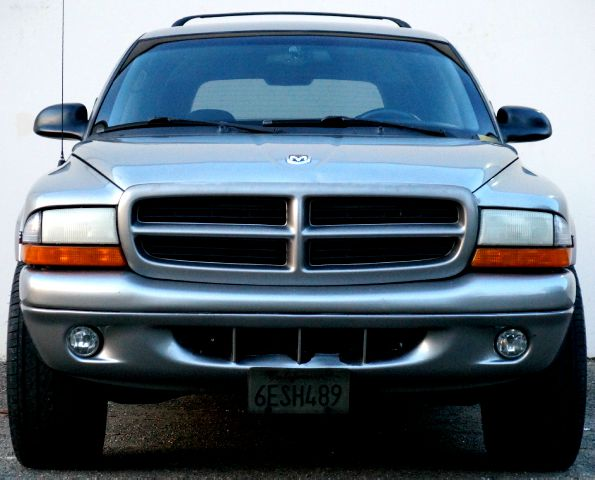 2000 DODGE DURANGO SLT PLUS 4DR SUV bright platinum metallic clear abs - rear anti-theft system -