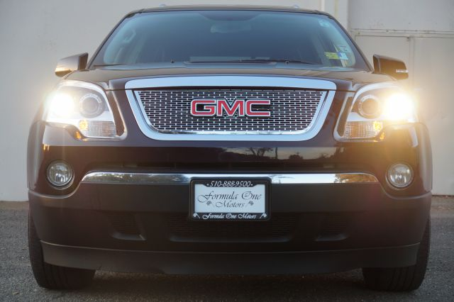2008 GMC ACADIA SLT-1 4DR SUV dark crimson metallic 2-stage unlocking - remote 3rd row floor mats