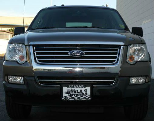 2006 FORD EXPLORER XLT 40L 2WD pueblo gold clearcoat metallic sport utility 4door  pueblo gold