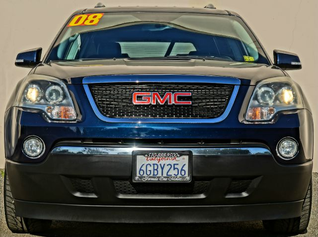 2008 GMC ACADIA SLT-1 4DR SUV blue metalic 2-stage unlocking - remote abs - 4-wheel airbag deac