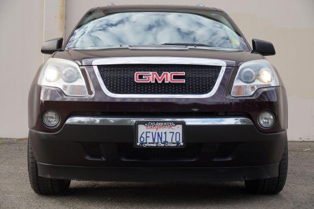 2008 GMC ACADIA SLE-1 4DR SUV maroon this beautiful maroon 35l v6  6 speed automatic transmissio
