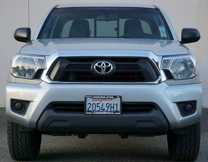 2013 TOYOTA TACOMA BASE 4X2 4DR ACCESS CAB 61 FT S abs - 4-wheel active head restraints - dual f