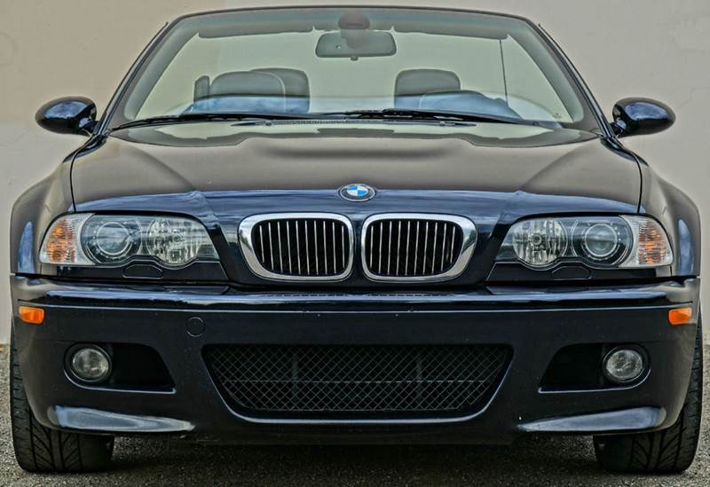 2005 BMW M3 BASE 2DR CONVERTIBLE unspecified phenomenal bmw handling combined with an equally awe