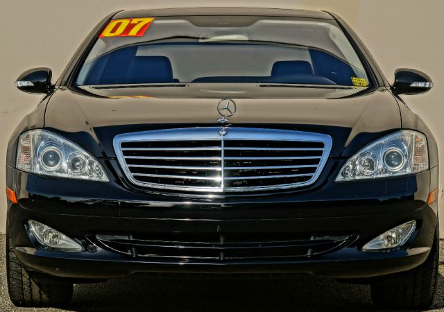 2007 MERCEDES-BENZ S-CLASS S550 4DR SEDAN black opal metallic 2-stage unlocking - remote abs - 4