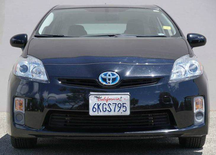 2010 TOYOTA PRIUS V 4DR HATCHBACK black abs - 4-wheel active head restraints - dual front activ