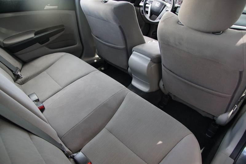 2012 Honda Accord LX 4dr Sedan 5A - Hayward CA
