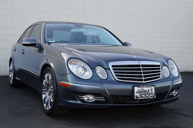 2007 MERCEDES-BENZ E-CLASS E350 flint gray metallic this beautifully crafted flint gray metallic m