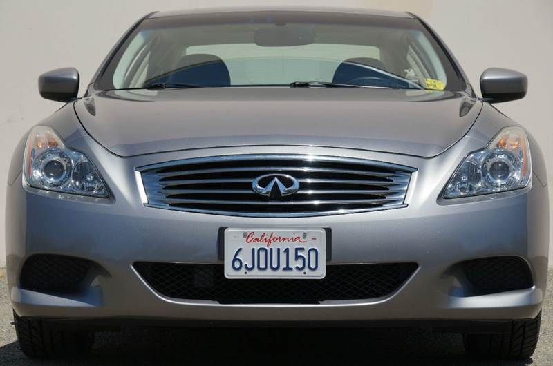 2008 INFINITI G37 SPORT 2DR COUPE platinum graphite metallic the g37 coupes with the extra heft o