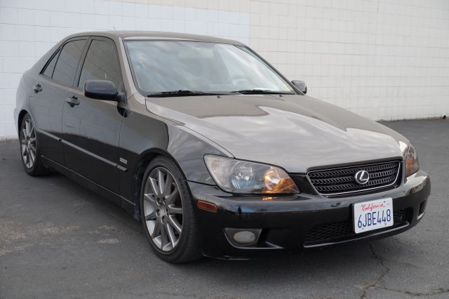 2004 LEXUS IS 300 E-SHIFT SEDAN black onyx abs brakesair conditioningalloy wheelsamfm radioan