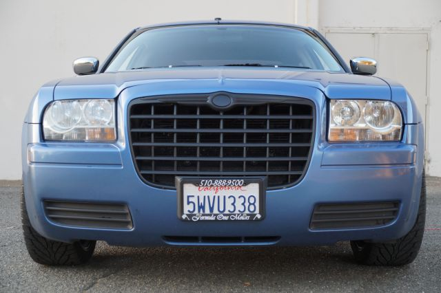 2007 CHRYSLER 300 BASE 4DR SEDAN marine blue pearlcoat marine blue pearlcoat is a very beautiful c