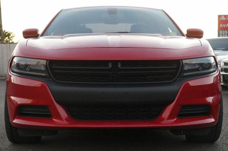 2015 DODGE CHARGER SE 4DR SEDAN redline red tricoat pearl 2-stage unlocking - remote abs - 4-whe