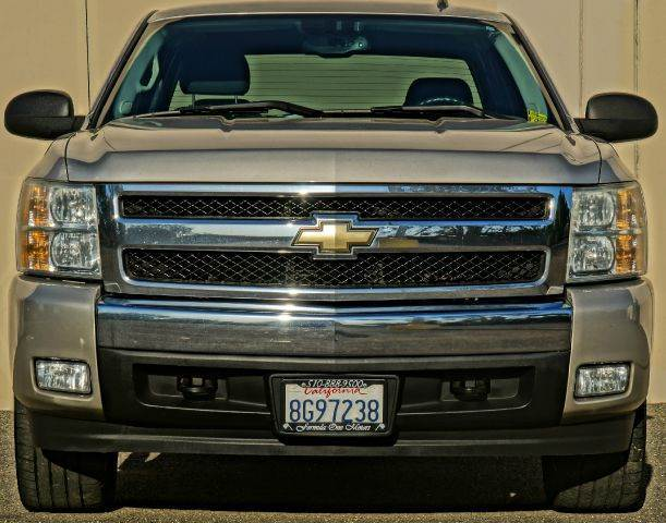 2008 CHEVROLET SILVERADO 1500 LT1 2WD 4DR EXTENDED CAB 58 FT doeskin tan abs - 4-wheel airbag