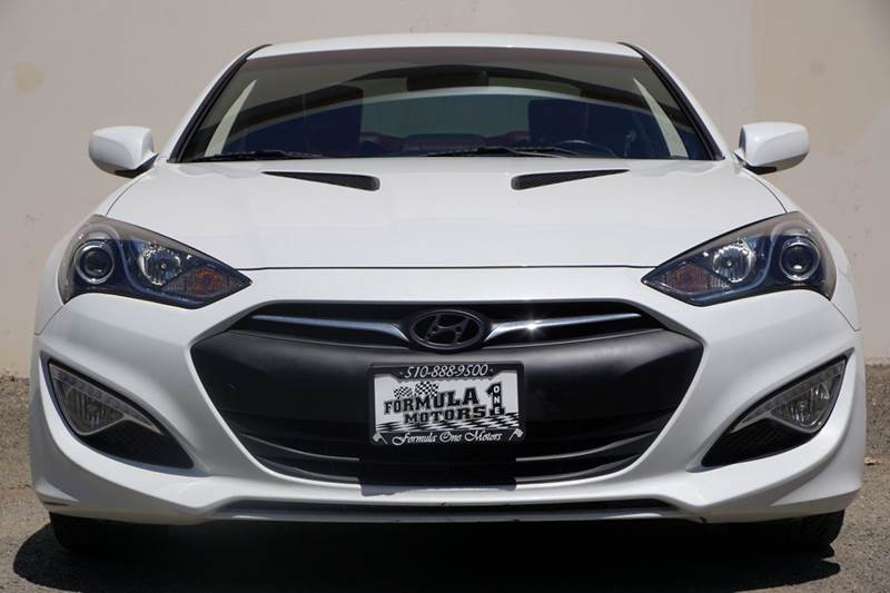 2013 HYUNDAI GENESIS COUPE 38 R-SPEC 2DCOUPE white satin pearl 2-stage unlocking doors abs - 4-