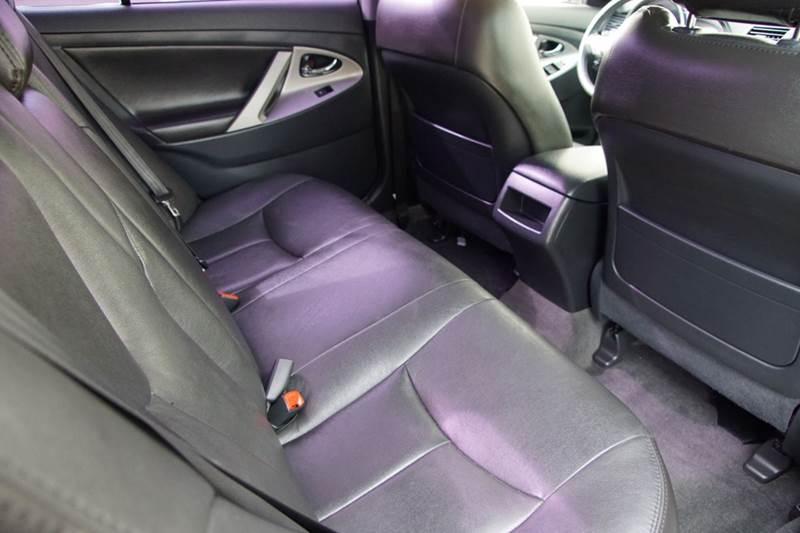 2010 Toyota Camry SE 4dr Sedan 6A - Hayward CA