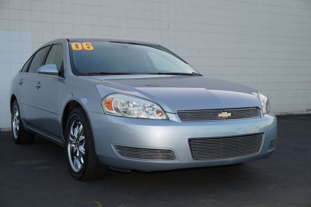 2006 CHEVROLET IMPALA LS glacier blue metallic glacier blue metallic ls with grey interior  custo