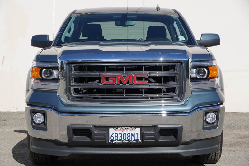 2014 GMC SIERRA 1500 SLE 4X2 4DR DOUBLE CAB 65 FT S abs - 4-wheel airbag deactivation - occupan