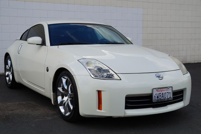 2007 NISSAN 350Z ENTHUSIAST COUPE pikes peak white pearl abs brakesair conditioningalloy wheels