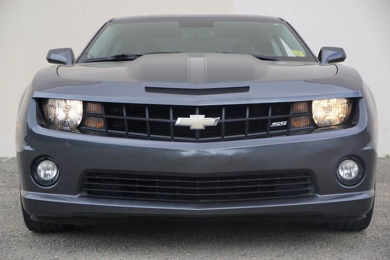 2010 CHEVROLET CAMARO SS 2DR COUPE W1SS cyber gray metallic abs - 4-wheel air filtration airba